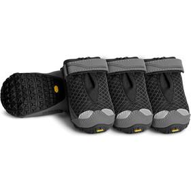 Ruffwear Grip Trex Koirankengät 4:n sarja, obsidian black